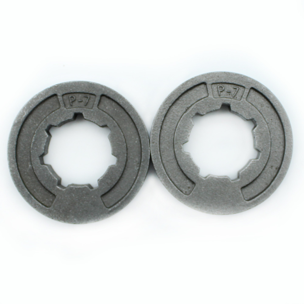 2 X P7 3/8LP 17mm Mini Rim Drive Sprocket For Stihl MS260 026 Chainsaw Replacement 00006421240