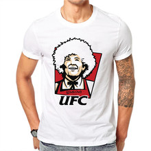 dd253a00bb66 LettBao Khabib Nurmagomedov men tshirt Printed T shirt Custom T Shirt  Casual Breathable 2018 men tshirt