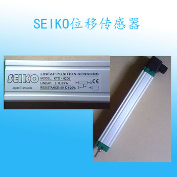 KTC-0200 displacement sensor SEIKO injection molding electromechanical resistance ruler  LINEAP POSITION SENSORS david nyce s position sensors