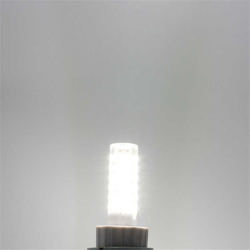 1/5/10X New G4 G9 E14 LED Bulb 5W 7W 9W 220V LED lamp 33 51 76LEDs 2835 SMD Spotlight Crystal LED Light Bulb Chandelier Lampada