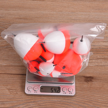 14piece/Set  EPS Fishing Floats Set 2g-60g High Quality Sea Fish Float with Sticks Pesca Fishing Tackle Accessory