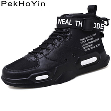 Brand High Quality Top Canvas Men Shoes Superstar Sneakers Zapatos Hombre Male Platform Outdoor Leather Boots