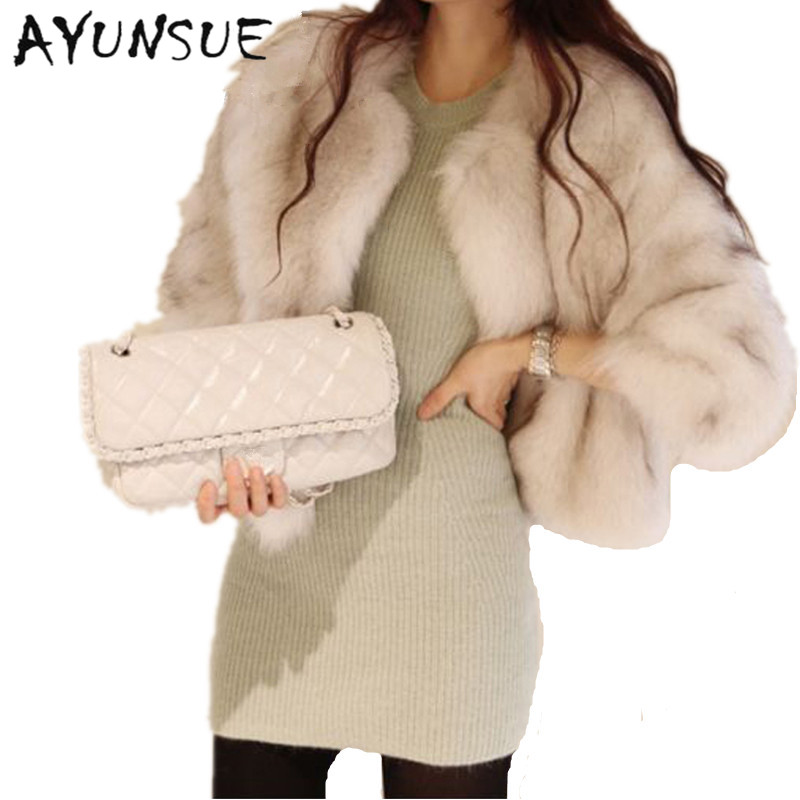Popular Faux Fur Coat White-Buy Cheap Faux Fur Coat White lots ...