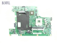 BiNFUL BEST SELLING IN UKRAINE 100% NEW +TESTED 48.4TE01.011 MOTHERBOARD FOR LENOVO V580 NOTEBOOK PC VIDEO CARD N13M GE1 B A1