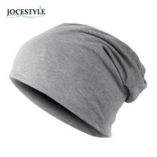 Autumn Winter Caps Fashion Warm Casual Beanies for Men Women Solid Color Hip-hop Slouch Skullies Bonnet Unisex Cap Hat Gorro