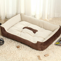 Free Shipping Hot Dog Cat Bed Product Warm Soft Small Dog Beds For Small Dogs Large