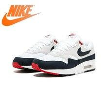 Original Authentic Nike AIR MAX 1 ANNIVERSARY Men's Running Shoes