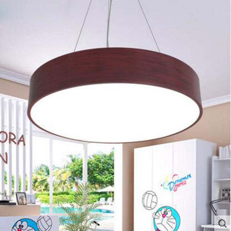 Modern minimalist color chandelier children kindergarten children 's clothing store creative personality led cartoon chandeliers rushdie s midnights children