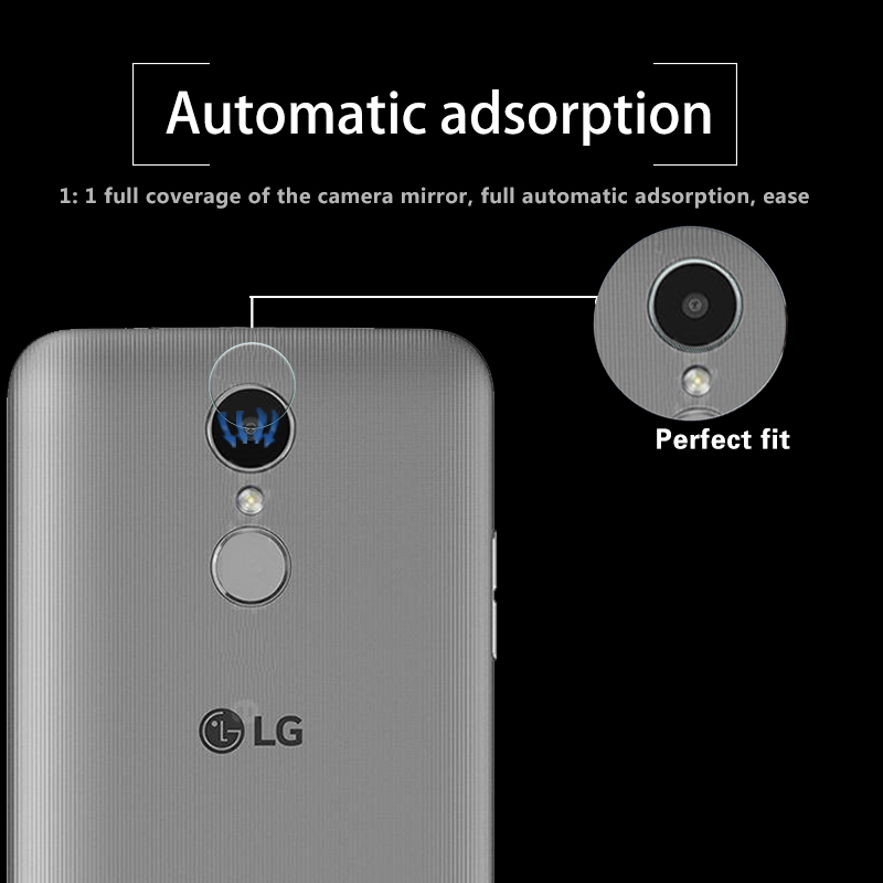 Ultra-thin Back Camera Lens Tempered Glass Film for LG K4 (2017) 5.0 Rear Lens Protective Film Glass With Cleaning Tools
