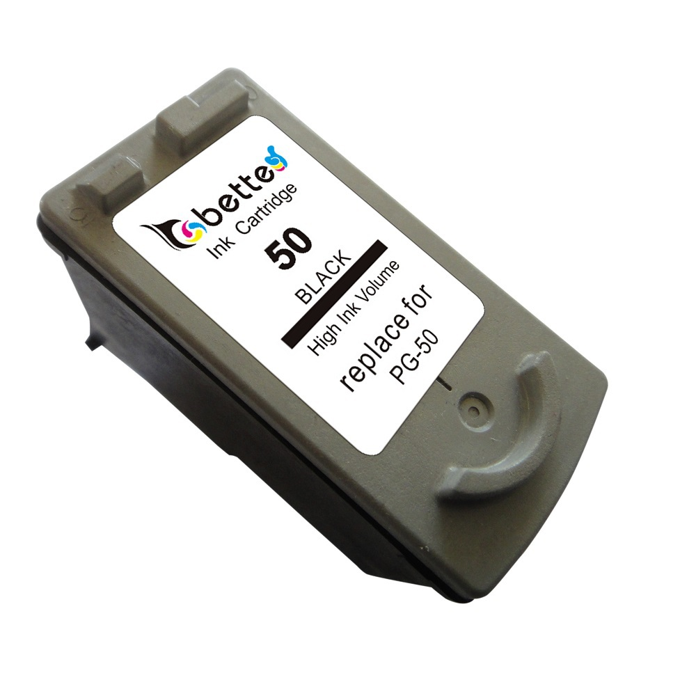 Ink Cartridge for Canon PG 50 PG50 Pixma iP2200 iP2400 iP6210D iP6220D MP150 MP160 MP170 MP180