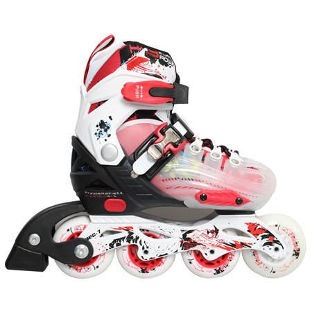 Japy Skate 2015 WeiQiu Children Roller Skates Adjustable Four Wheels  Outdoor Inline Skating Shoes For Kids 6a49a3b335