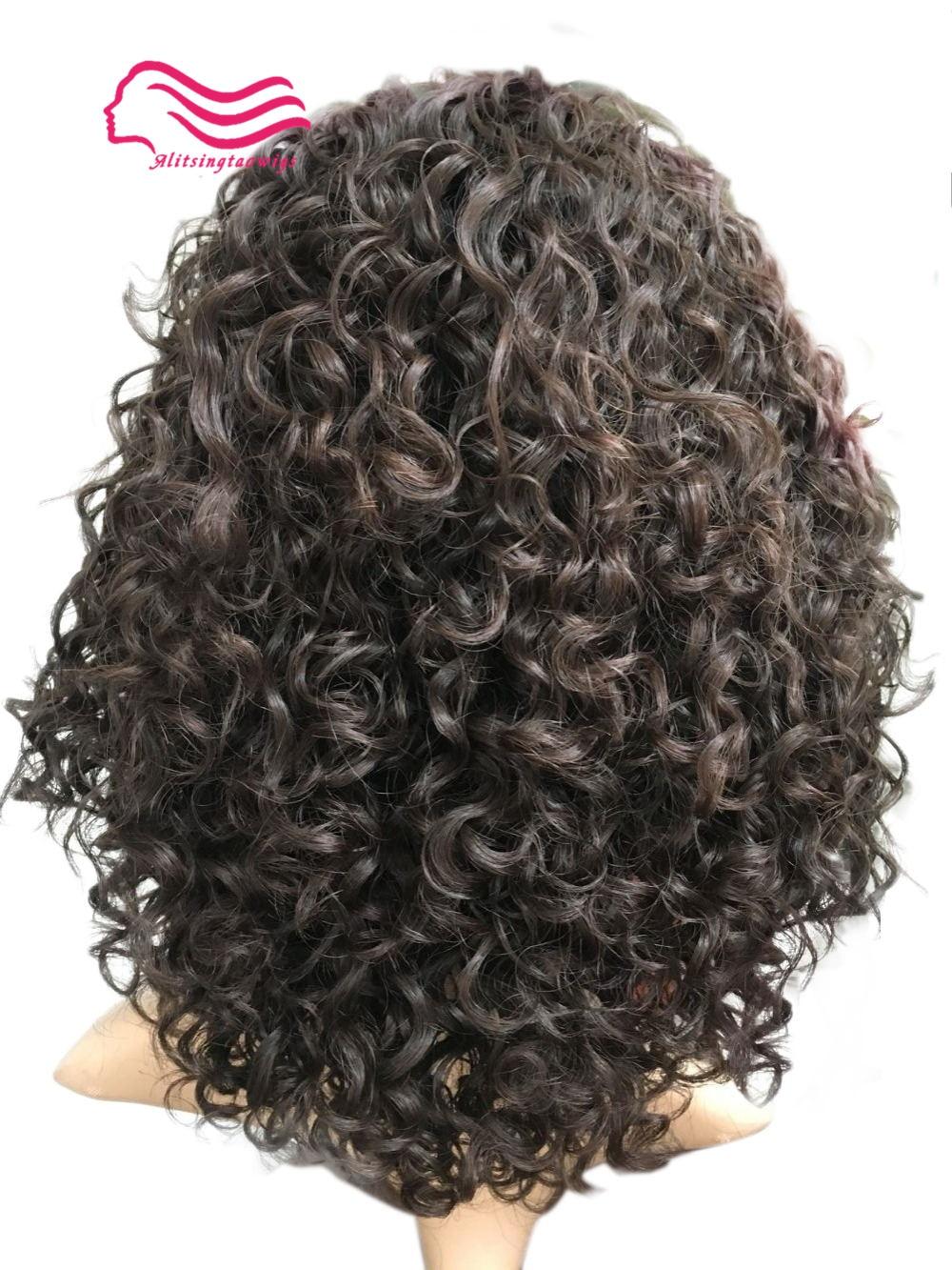Europäischen Reines Haar, Unprocess Haar Leichte Welle Jüdische Perücke, Silk Top Kosher Perücke Beste Sheitels Kostenloser Versand
