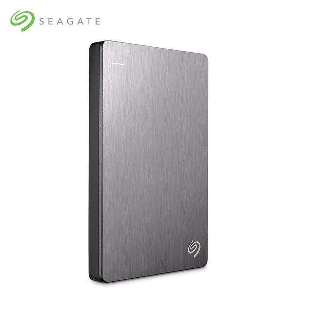 Sauvegarde Seagate Plus sauvegarde Plus lecteur Portable mince 1 to, argent, 1000 go, 2.5 pouces, USB type-a, 3.0 (3.1 Gen 1), Variable,