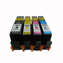 Ink Cartridge For HP 564 564 XL Ink Cartridge For HP 3070A 4620 5510 5511 5512 5515 5520 6515 6520 7510 7515 7520 B010a B110a