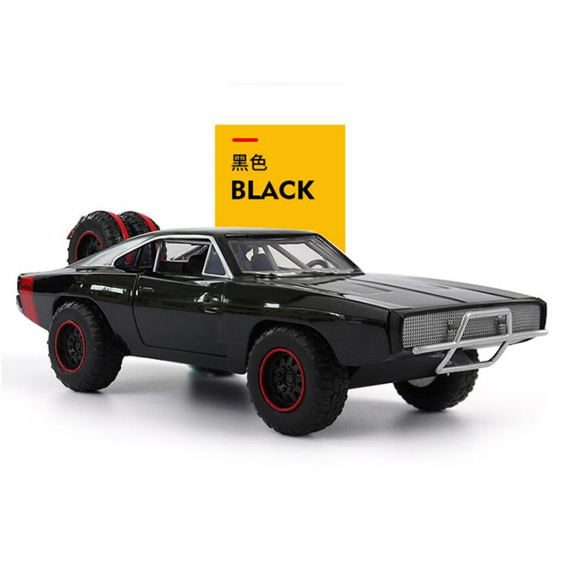 22.5CM 1:24 Scale 1970 Black Metal Alloy Racing Dodge Charger Fast and Furious Car Pull back Model Diecast Vehicles Toys Childre22.5CM 1:24 Scale 1970 Black Metal Alloy Racing Dodge Charger Fast and Furious Car Pull back Model Diecast Vehicles Toys Childre