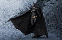 15CM pvc anime figure Batman moveable joint multi combination action figure collectible model toys for boys