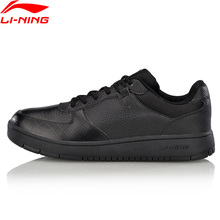 Li-Ning LN Justice Men Walking Sport Shoes Anti-Slippery Comfort Sneakers Classic Wearable LiNing Sports Shoes AGCM045 YXB117