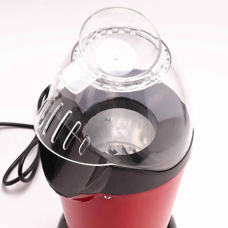 Popper de palomitas de maíz de aire caliente para el hogar de 110 v/220 v adecuado para palomitas de maíz eléctricas DIY Mini palomitas de maíz máquina
