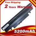Batería del ordenador portátil para samsung n150 n143 n145 n148 pb2vc6b aa-aa-pb2vc6w pl2vc6b aa-aa-pl2vc6w
