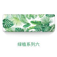 Air Conditioner Cover 1p/1.5p/2p/3p Wall Mounted Elastic Hood 80x27x19cm 85x28x19cm 95x30x23cm 113x31x23cm Plant Leave Green