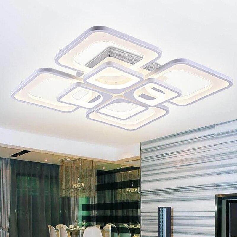 Ceiling Lighting Led Ceiling Lights Kitchen 110 220v Flush: NEW 110v 220v Living Room Lights Flush Mount Ceiling Light