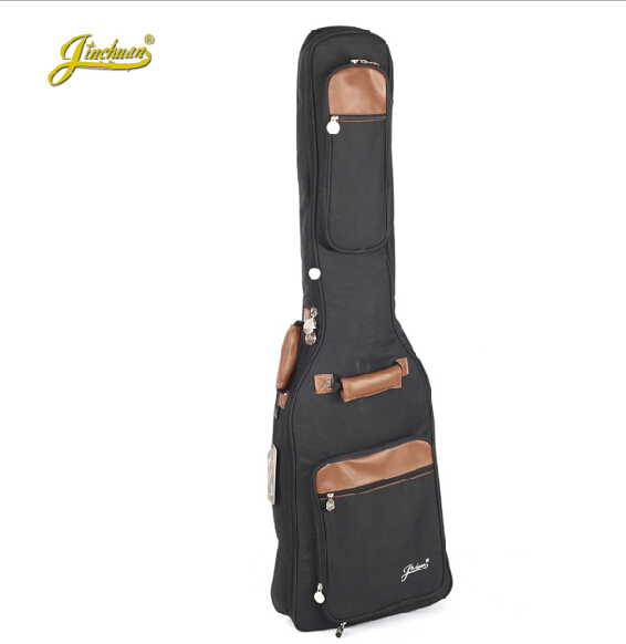 Profession high quality general electric bass guitar case gig bag backpack travel shockproof waterproof holder package ...