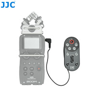 JJC Digital Wired Recorder Remote Control for Zoom H5 Handy Recorder