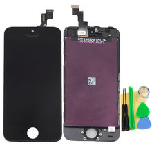 Brand new LCD For iPhone 5s LCD Display+Touch Screen digitizer+Frame assembly,100% gurantee LCD,Best price,best quality