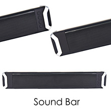 2018 Ny Original Bluetooth Lydbar for Samsung TV Woofer Trådløst 10W Støtte TF HDMI Tungt Bass Home Game Høyttalersystem