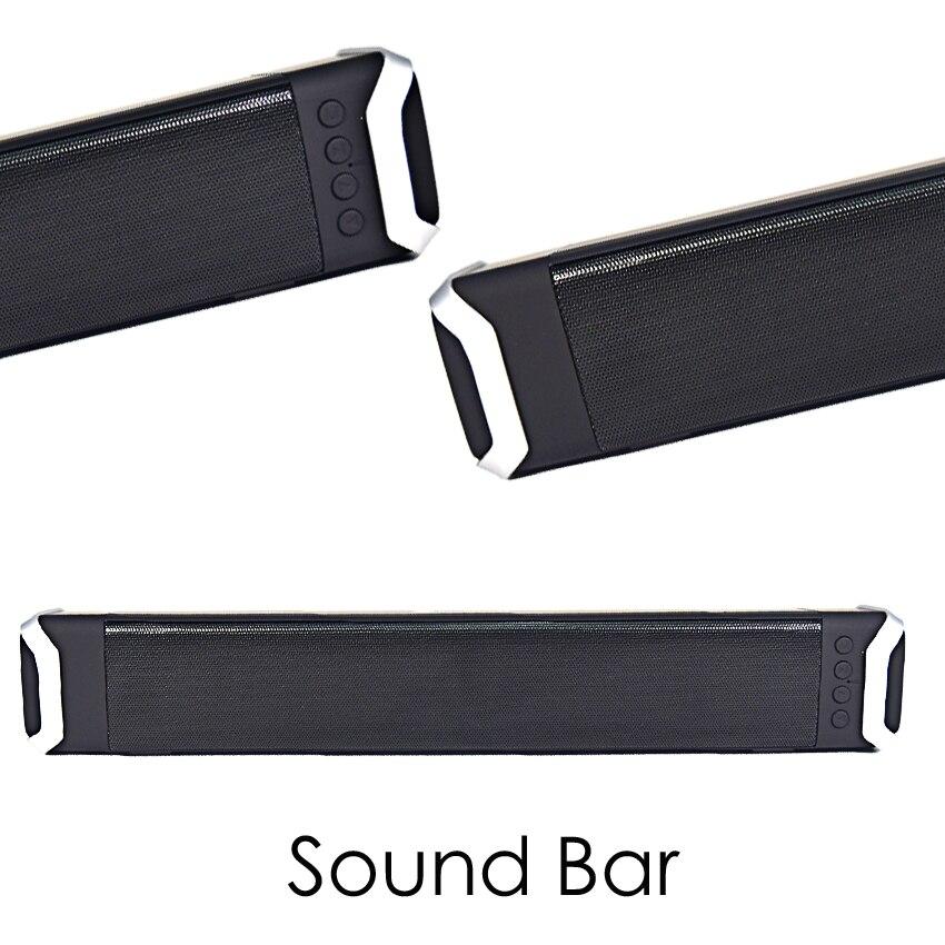 2018 neue Original Bluetooth Soundbar Für Samsung TV Woofer drahtlose 10 Watt Unterstützung TF HDMI Schwere Bass Heimspiel Lautsprecher System