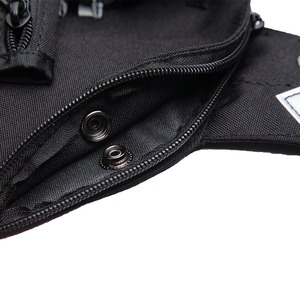 Image 5 - ABBREE Radio Chest Harness Chest Front Pack Pouch Holster Vest Rig for Two Way Radio Walkie Talkie(Rescue Essentials)