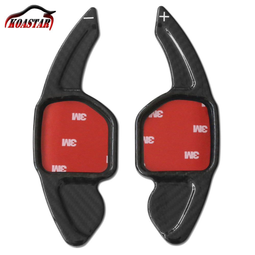 steering wheel shift paddles /Real Carbon Fiber Car Paddle Shift Extension for AUDI Type-A B  RS6 A8 S8 Q5 Q7 R8 TT/TTS/-RSsteering wheel shift paddles /Real Carbon Fiber Car Paddle Shift Extension for AUDI Type-A B  RS6 A8 S8 Q5 Q7 R8 TT/TTS/-RS