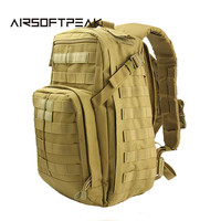 40L Outdoor Multifunctional Climbing Backpack Military Tactical Molle Shoulder Pack Camping Hunting Bags Travel Rucksack
