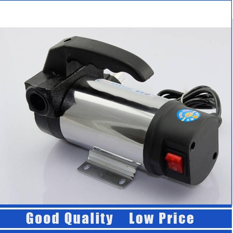 Portable Electric Oil Transfer Pump 220V Diesel Oil Pump