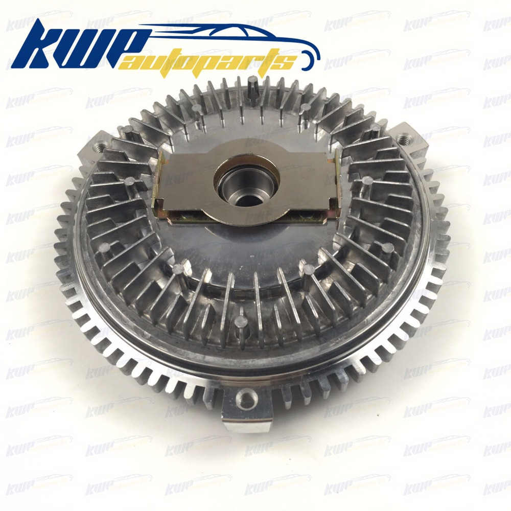 chladič w201 - New Radiator Cooling Fan Visco Clutch For Mercedes W124 W210 W201 190D E300D Ssangyong Aktion #6032000022