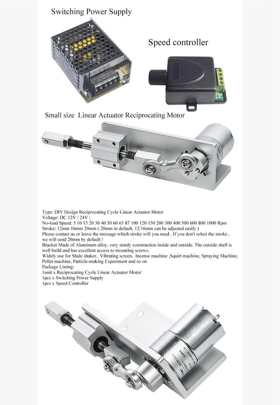 Diy 12v Dc Motor Speed Controller