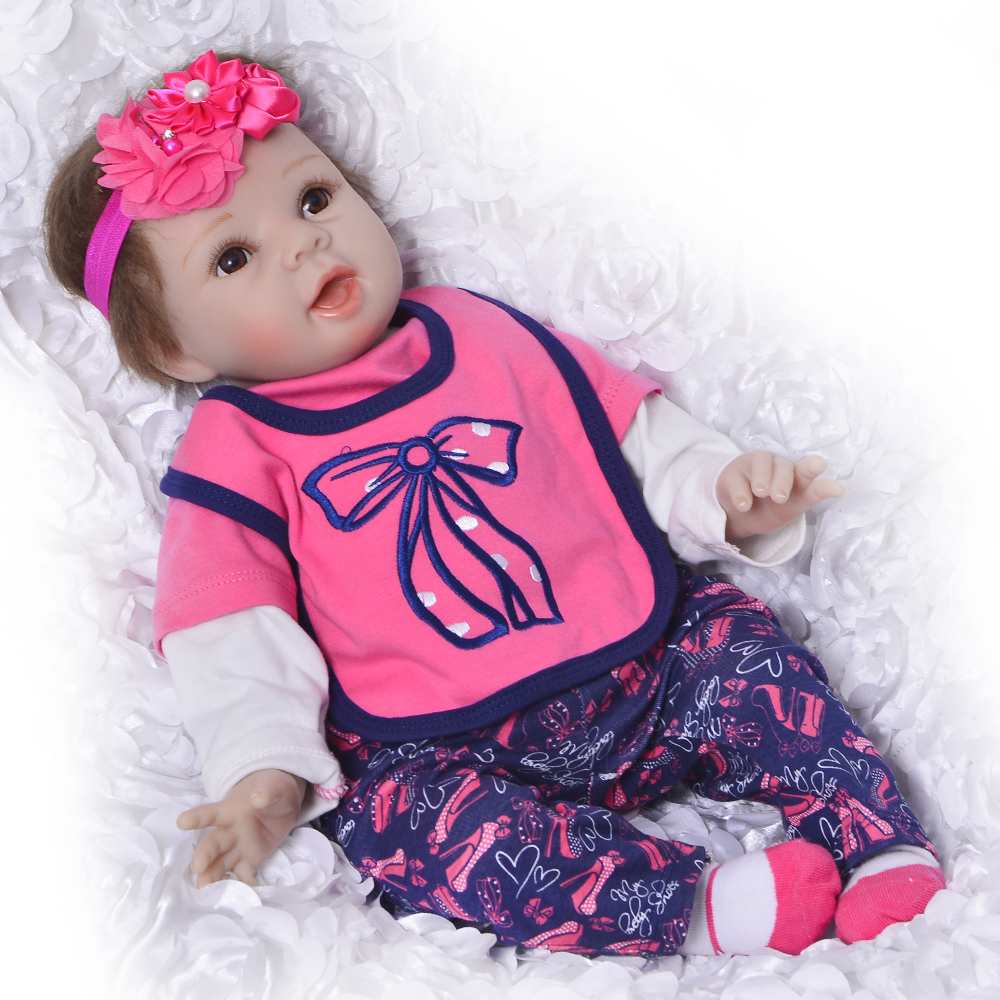 2018 Lifelike Reborn Babies Dolls 22