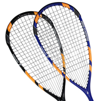 1 Piece Professional Squash Racket ALL Carbon Fiber Material For Squash Sport Training Competition Light Weight With Carry Bag