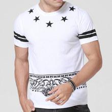 Cuoka Brand Hip Hop Pyrex T-Shirt  Men HBA