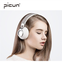 Picun P8 Professional Wireless Wired Foldable Headphone Support TF Card 16G 4 1 Bluetooth Headset With