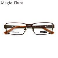 New Arrival titanium Glasses light optical frames eyeglasses full frame with flex Men or women vintage prescription eyewear 0907