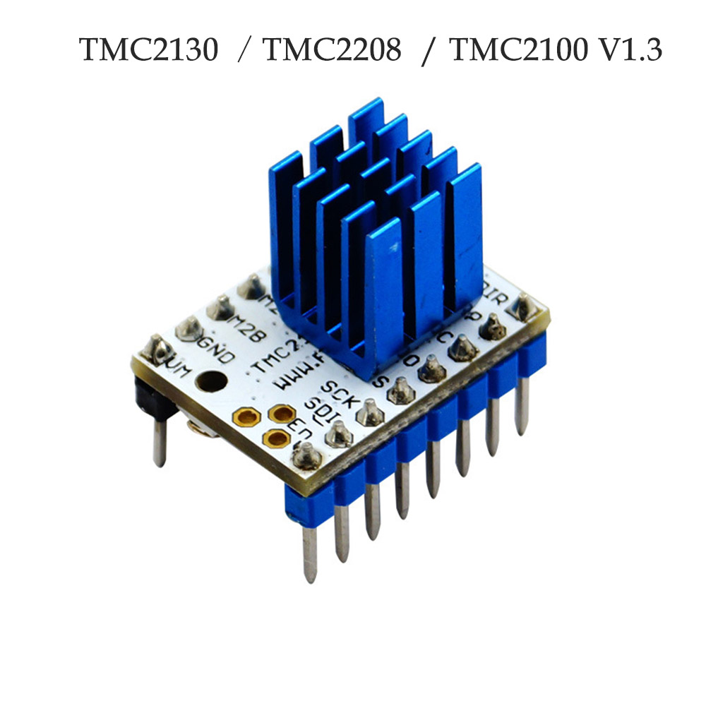 TMC2130 tmc2208 TMC2100 V1.3 Stepper Motor StepStick Mute Driver silent excellent stability protection for 3D Printer parts