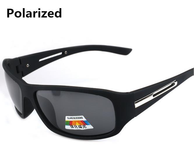Gafas a prueba de explosión gafas de sol polarizadas gafas espejo conductor viento resistente a los insectos gafas de sol de diseño de marca de gafas de sol