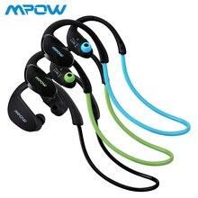 259919aecb2 Mpow Cheetah MBH6 2. generación auriculares inalámbricos Bluetooth 4,1 con  micrófono manos libres llamada AptX auriculares depor.