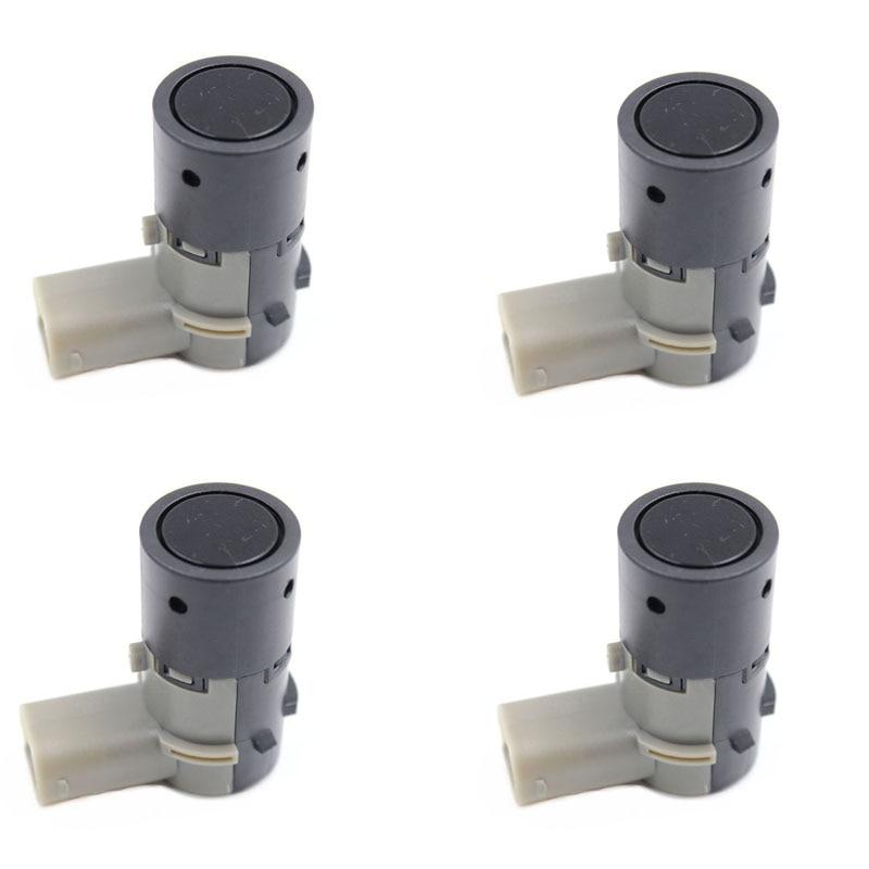 YAOPEI 4 pcs SÉRIE Sensor de Estacionamento Sensor De PDC Para BMW 5 E60 E61 SALOON FRENTE TRASEIRA 66206989068