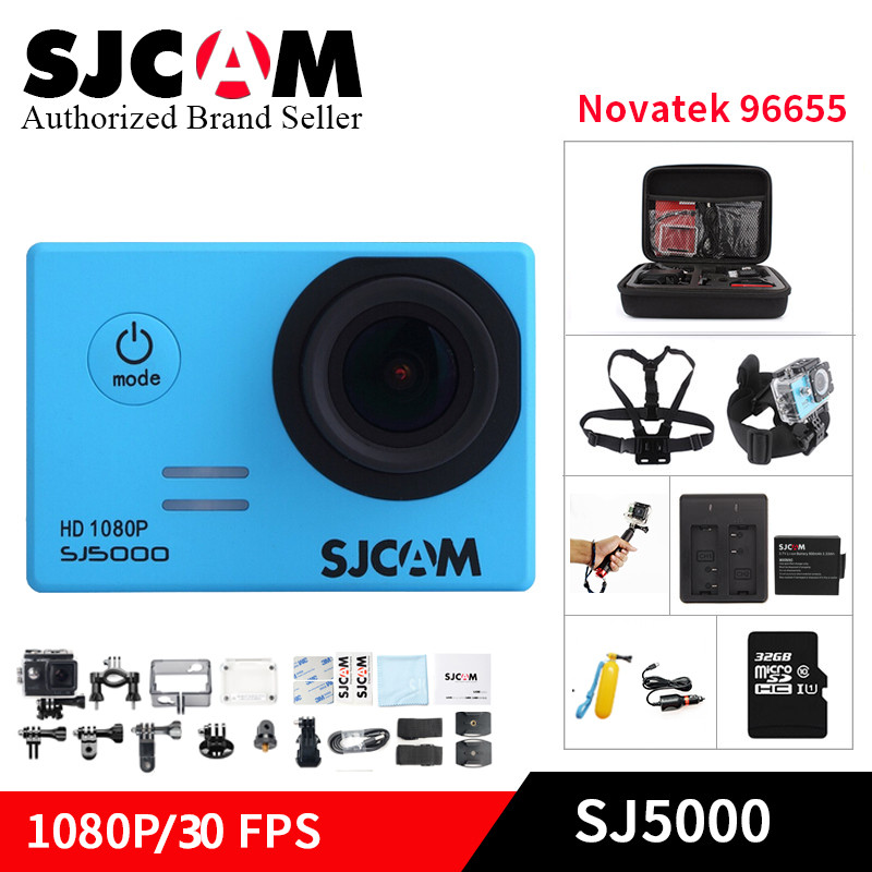 Original SJCAM Series SJ5000 mini Action Camera 1080P full HD Waterproof helmet Sport DV Camera Novatek 96655 Sport DV Car DVR sjcam sjcam sj5000 wifi 96655 full hd 1080p