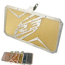 For yamaha YZF-R3 YZF R3 2015 2016 Motorcycle Accessories Motorbikes Moto Stainless steel Radiator Grille Guard Cover protection motorcycle moto racing set engine cover protect protection case kit for yzf r3 2015 2016 15 16