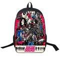 Suicide Squad Рюкзак Для Подростков Детей Harley Quinn Джокер Школьные Сумки Мужские Женщины Сумка Мальчики Девочки Школьные Рюкзаки