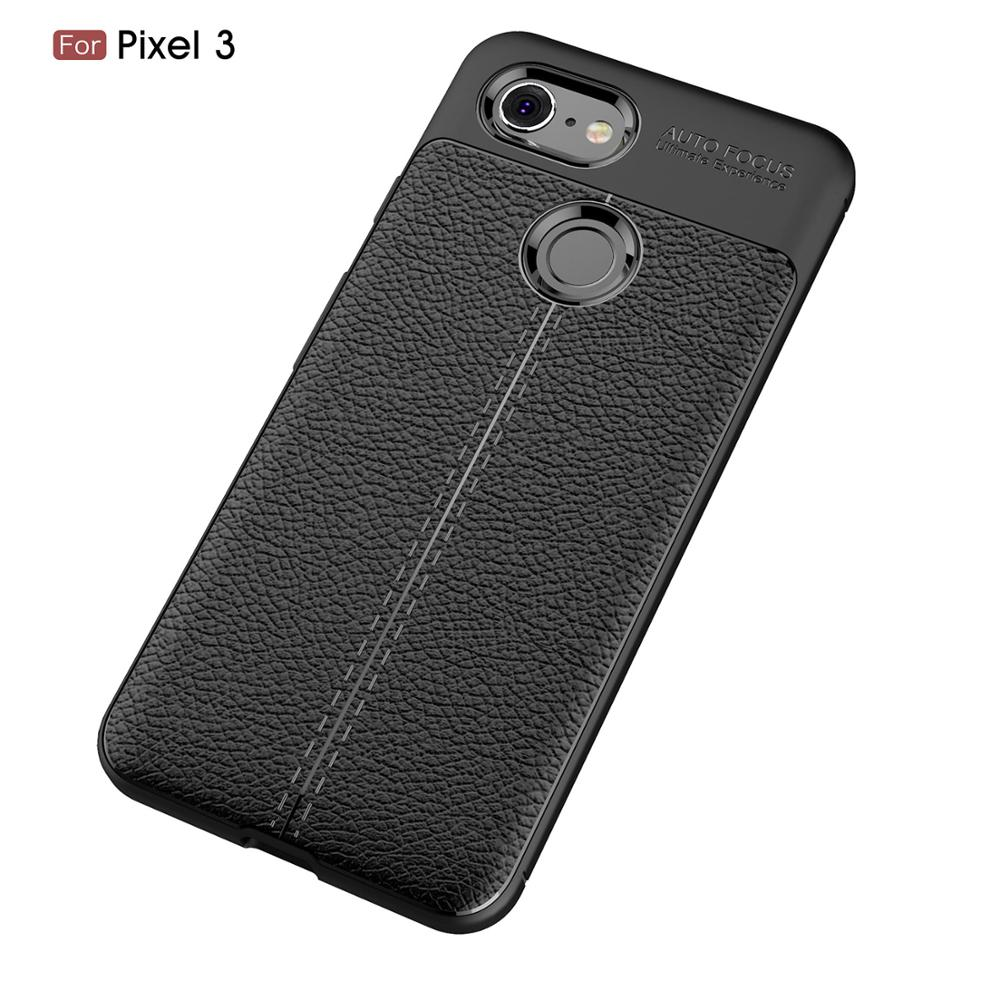 For Google Pixel 3 Cases Best Anti-Shock Tough Rugged Soft TPU Silicone Cover Case For Google Pixel 3 XL 3XL Phone Shell