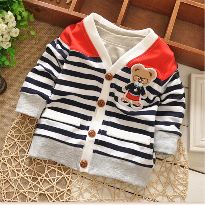 New-Autumn-spring-Boys-Girls-outwear-sweaters-cartoon-bear-Baby-Cardigan-Sweater-Knit-Children-Clothing-2